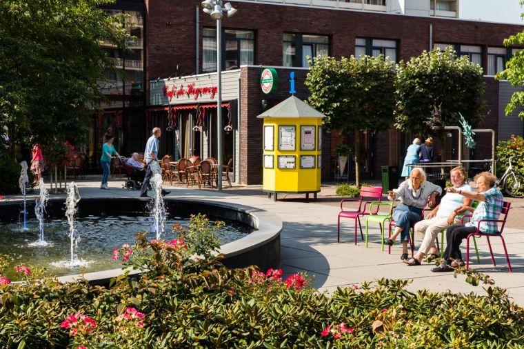 Hogeweyk town