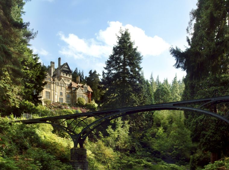 Cragside Estate