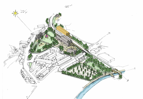 Plans announced for Darlington Railway Heritage Quarter