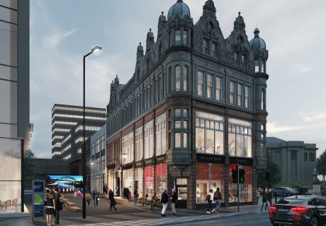 Planning permission granted for Newcastle University's Farrell Centre