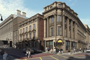Planning permission granted for Grade 2* and Grade 2 listed buildings development in Newcastle-upon-Tyne