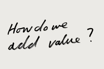 Value of Value