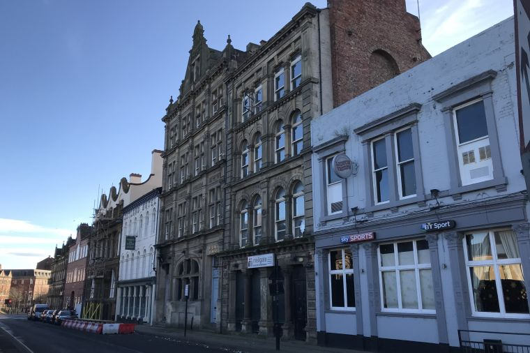 SPACE Architects and Middlesbrough High Street Heritage Action Zone (HSHAZ)