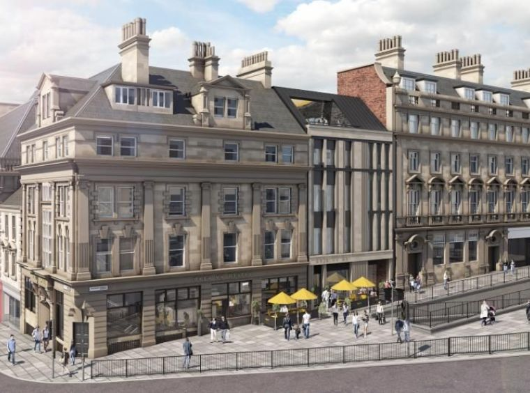 SPACE secure planning permission for aparthotel development