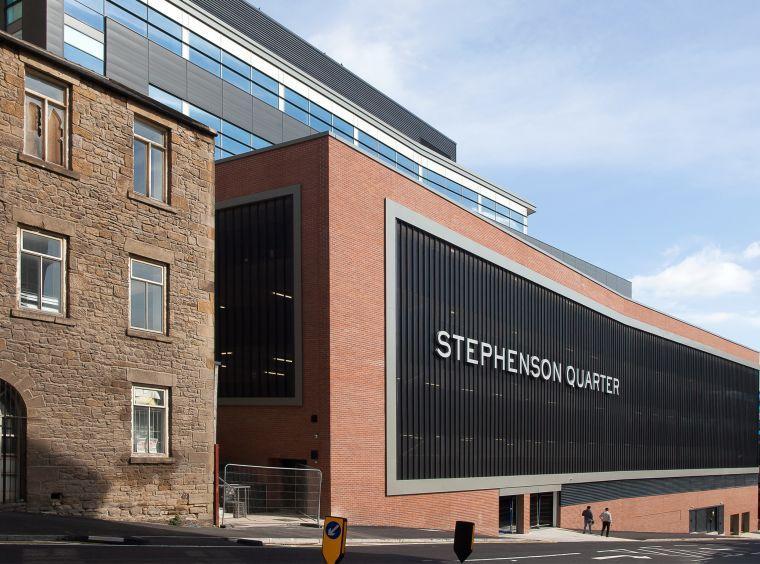 Stephenson Quarter MSCP