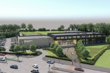 Plans submitted for Belle Vue Academy in Manchester