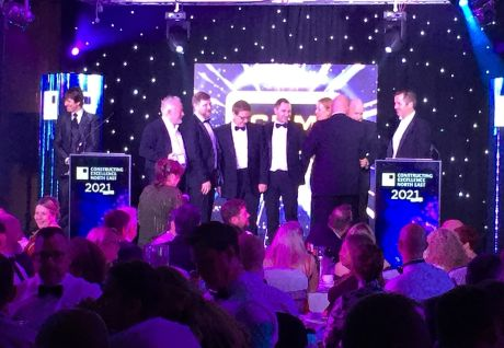 Stockton Globe highly commended for Building of the Year - CENE awards