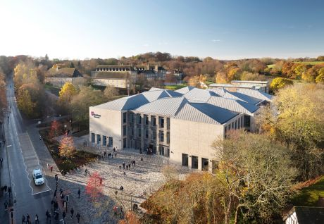 Lower Mountjoy Teaching and Learning Centre wins RIBA award