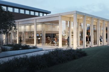 SPACE Architects granted approval for Northumberland County Hall designs