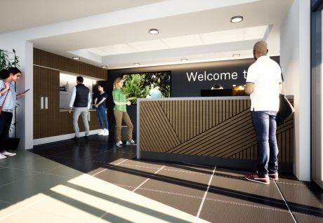 Work begins on £1.4m university enterprise zone at NETPark
